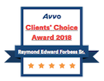 AVVO Clients' Choice Award - 2018